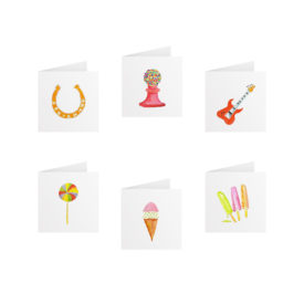Fun Tiny Gift Card Set