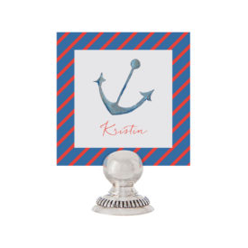 Anchor Place Card