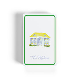 house classic playing cards