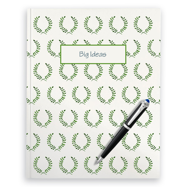laurel wreath journal