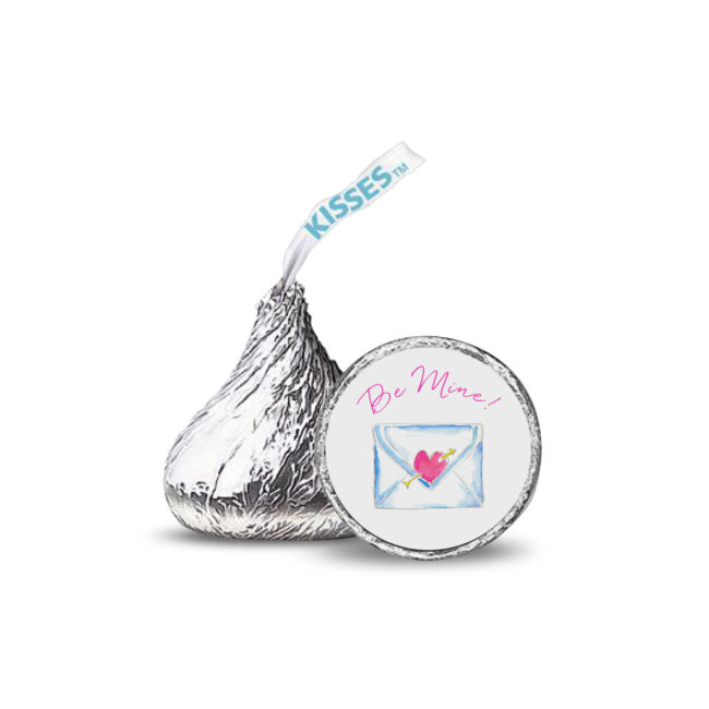 Love Letter Candy Sticker