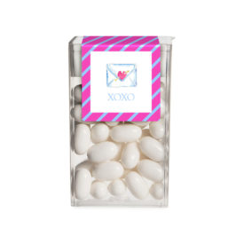 Personalized Favor Love Letter Tic Tac Label