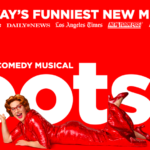 Picture of Tootsie Musical Billboard